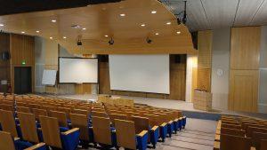 Auditorium P. Lehmann